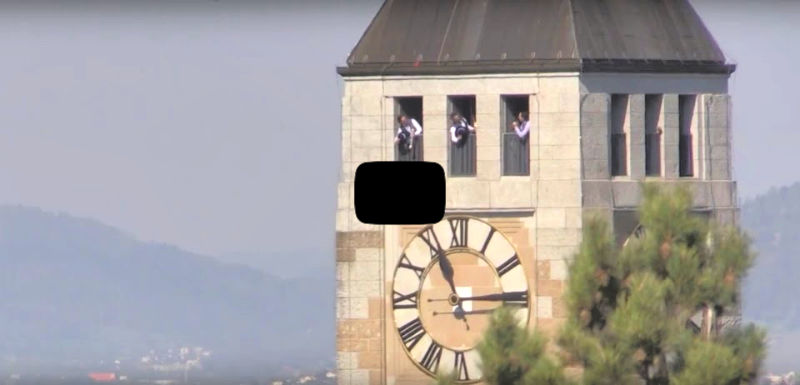 Kirchturmkonzert Oberstrass Video